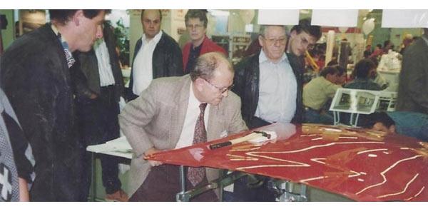 Эрих Нюссле - Nussle Spezialwerkzeuge