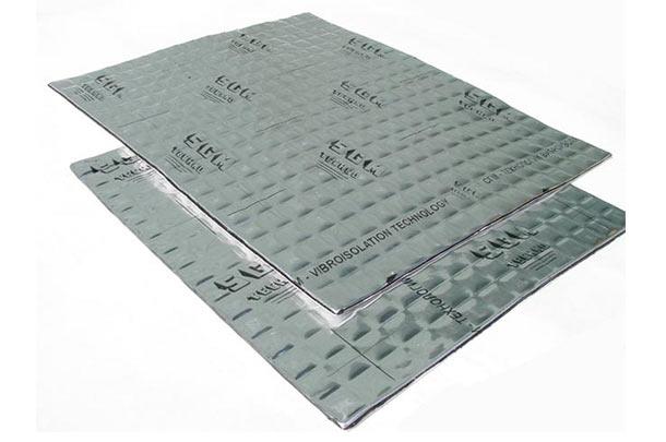 вибропласт - материал для шумоизоляции авто