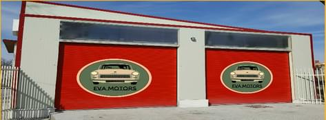 EVA MOTORS STEEL SRL