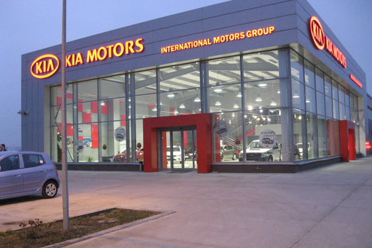 INTERNATIONAL MOTORS GROUP SRL